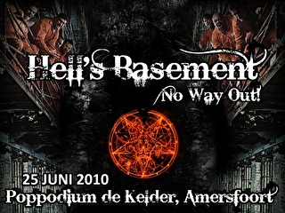 Hell's Basement (flyer)