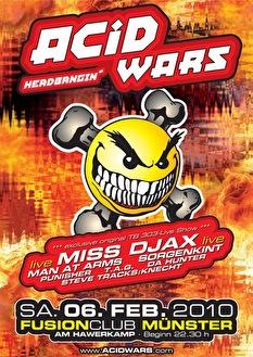 Acid Wars (flyer)