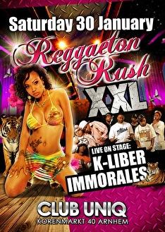 Reggaeton Rush XXL (flyer)