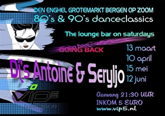 80's & 90's Danceclassics (flyer)