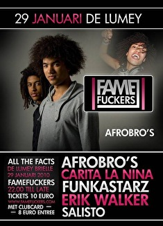 Fame Fuckers (flyer)