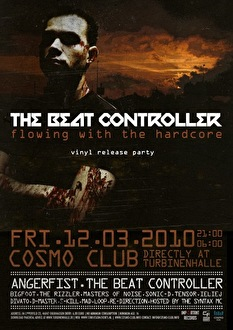 The Beat Controller (flyer)