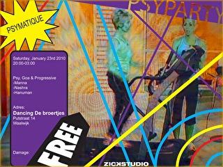 Psymatique (flyer)