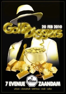 Gold Diggers (flyer)