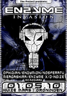 Enzyme Invasion (flyer)