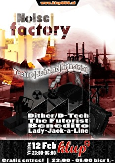 Noise Factory (flyer)