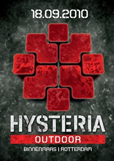 Hysteria Outdoor (flyer)