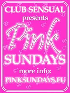 Pinksundays (flyer)