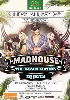Madhouse on the beach (flyer)
