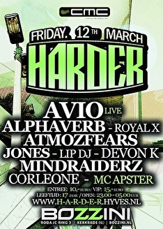 Harder IV (flyer)