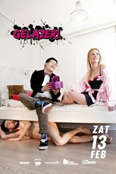Gelazer! (flyer)