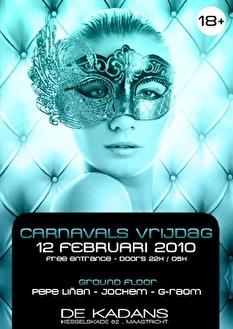 Carnavalsvrijdag (flyer)