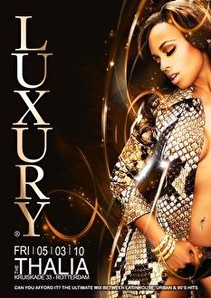 Luxury (flyer)