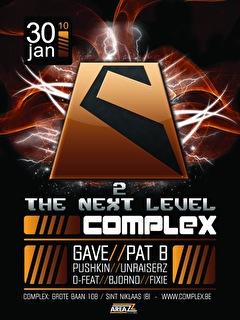 2 the next level (flyer)