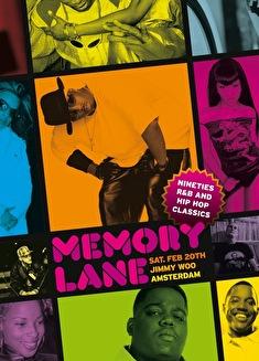 Memory Lane (flyer)