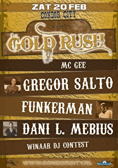 Goldrush (flyer)