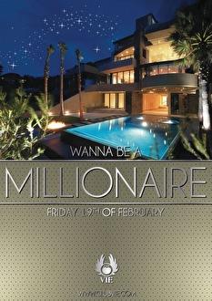 Wanna Be A Millionare (flyer)