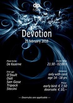 Devotion (flyer)