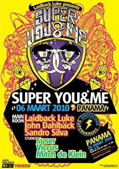 Super You&Me (flyer)