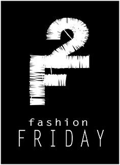 Fashion Friday (flyer)
