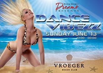 Dance Vibezz (flyer)