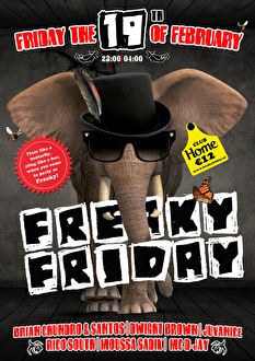 Freaky Friday (flyer)