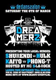 Dreamerz (flyer)