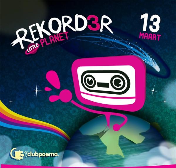Rekord3r (flyer)