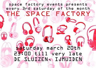 The Space Factory (flyer)