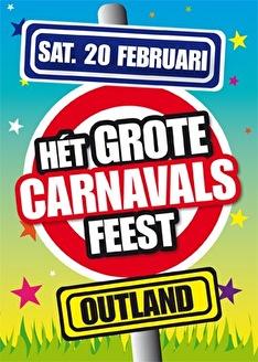 Het Grote Carnavals Feest (flyer)