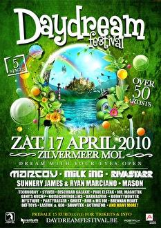 Daydream Festival (flyer)