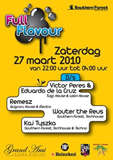 Full Flavour (flyer)