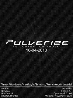 Pulverize (flyer)