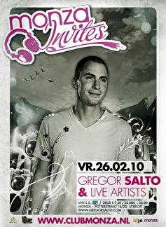 Monza invites (flyer)
