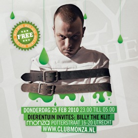 Dierentuin I'm In The House (flyer)