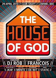 The House of God (flyer)