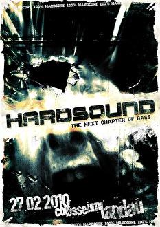 Hardsound 3 (flyer)