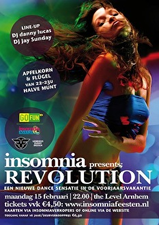 Insomia Presents (flyer)