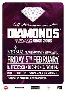 Diamonds (flyer)