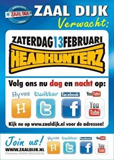 Headhunterz (flyer)