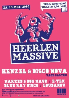 Heerlen Massive (flyer)