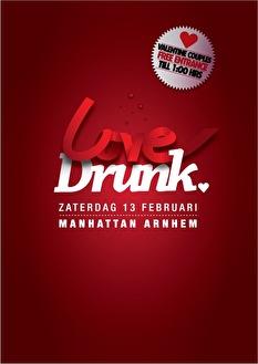 Love Drunk (flyer)