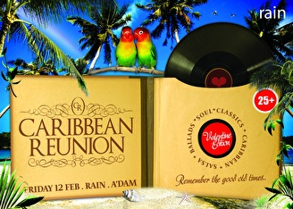 Caribbean Reunion (flyer)