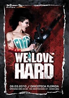 We Love Hard (flyer)