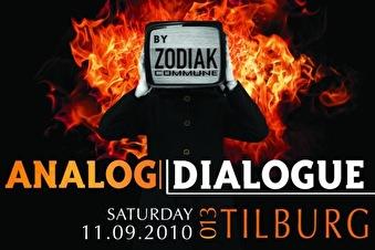 Zodiak Commune (flyer)