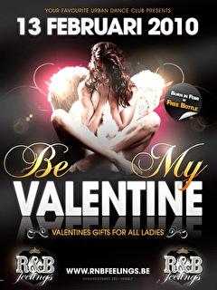 Be My Valentine (flyer)