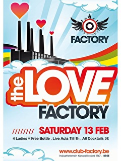 The Love Factory (flyer)