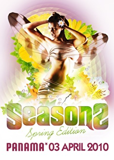 Seasons Spring edition (flyer)