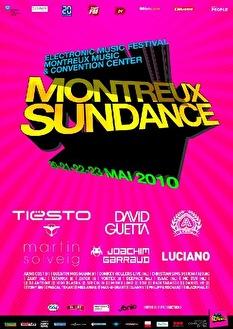 Montreux Sundance Festival (flyer)