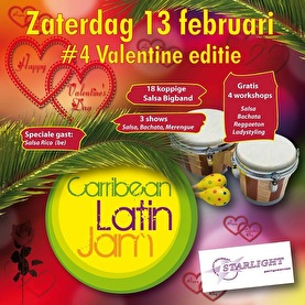 Caribbean Latin (flyer)